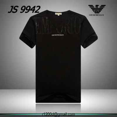t shirt emporio armani soldes t shirt armani blanc pas. Black Bedroom Furniture Sets. Home Design Ideas